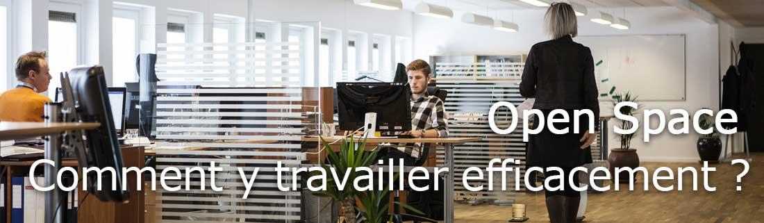 Kaip efektyviai dirbti atviroje erdvėje?