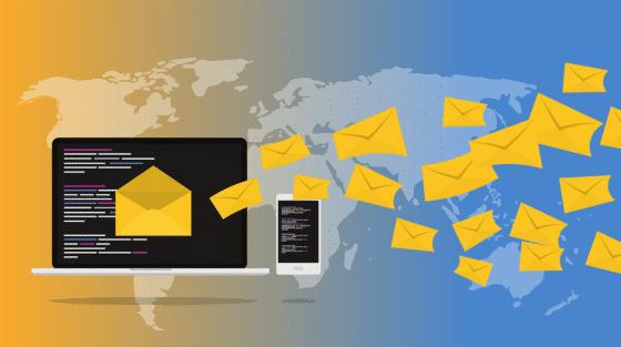 шаблон паведамленні электроннай пошты, каб выказаць адмову