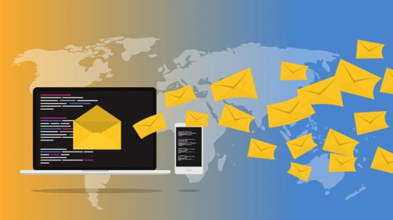 Modèle d'email pour une réclamation