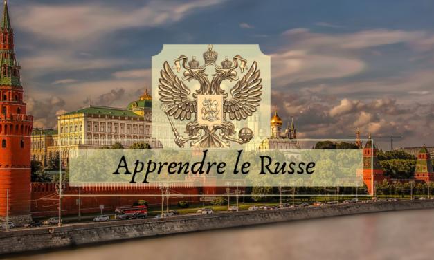 Apprendre le russe gratuitement et rapidement