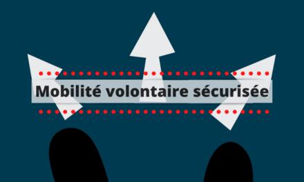 Formuler une lettre de demande de Mobilité Volontaire Sécurisée