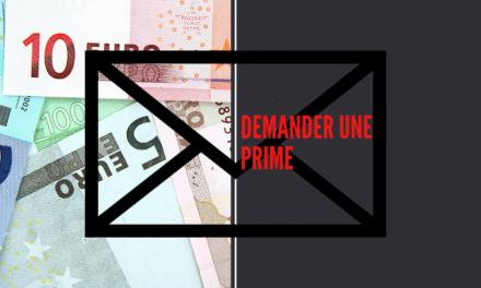 Modèle de lettre pour réclamer le paiement d'une prime