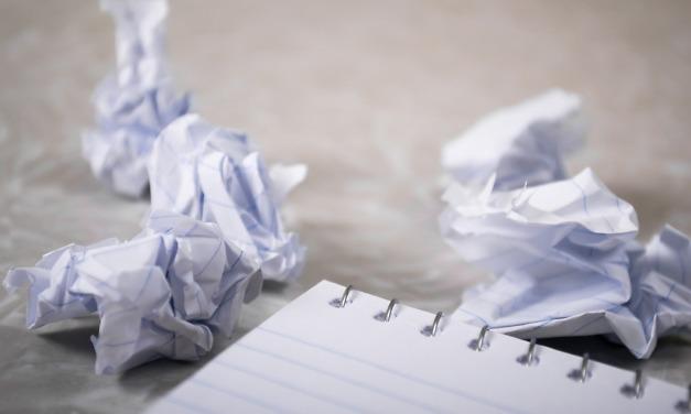 L'étape du brouillon pour bien écrire